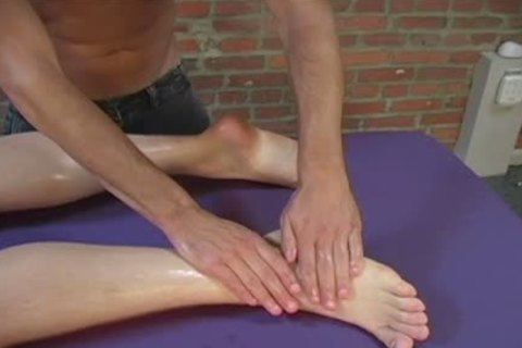 A Full Massage With Blowjobs And Handjobs