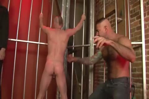 Whipping His Smoking Rump As that guy receives Turned On.