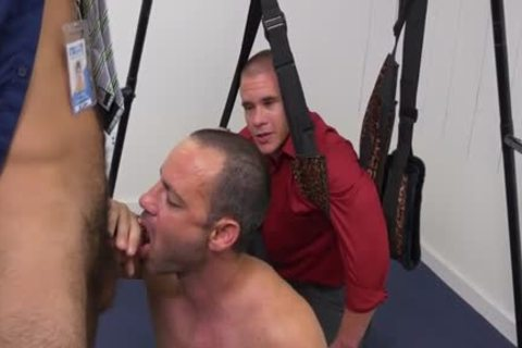 gorgeous homosexual ass Fetish With Facial